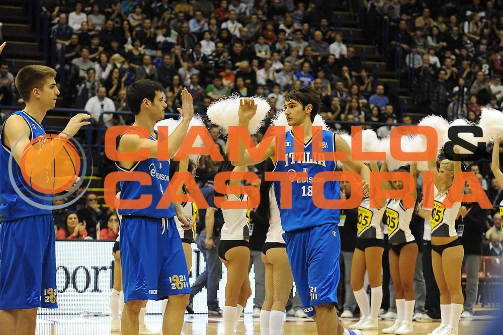 DESCRIZIONE : Milano Agos Ducato All Star Game 2011<br /> GIOCATORE : Riccardo Moraschini<br /> SQUADRA : Italia Nazionale Maschile<br /> EVENTO : All Star Game 2011<br /> GARA : Italia All Star Team<br /> DATA : 13/03/2011<br /> CATEGORIA : Ritratto<br /> SPORT : Pallacanestro<br /> AUTORE : Agenzia Ciamillo-Castoria/ L.Goria<br /> Galleria : FIP Nazionali 2011<br /> Fotonotizia :  Milano Agos Ducato All Star Game 2011<br /> Predefinita :