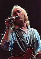 (c)1999 Matt Stroshane.Matt_stroshane@hotmail.com..Tom Petty and the Heartbreakers, live at Coral Sky Amphitheatre, West Palm Beach, Florida
