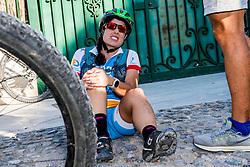 21-09-2018 ESP: BvdGF La Vuelta a Sierra Nevada day 6, Granada<br /> Sixth day of the mountainbike and cycling challenge Granada