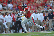 Mississippi wide receiver Donte Moncrief (12) scores on a 67 yard pass play at Vaught-Hemingway Stadium in Oxford, Miss. on Saturday, September 7, 2013. (AP Photo/Oxford Eagle, Bruce Newman)