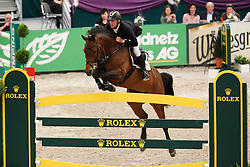 Ehning Marcus (GER) - Sabrina<br /> Rolex FEI World Cup Final Jumping 2011<br /> © Hippo Foto - Leanjo de Koster
