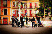 Mariachi Music at Garibaldi Square