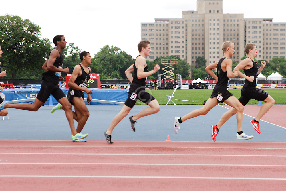 Samsung Diamond League adidas Grand Prix track & field; Dream Mile, Boys, Nowak, Dickson,