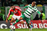 Joao Mario - 08.02.2015 - Sporting / Benfica - Liga Sagres<br />Photo : Carlos Rodrigues / Icon Sport