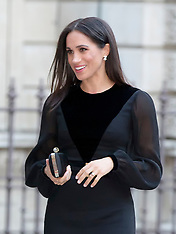 Duchess of Sussex- Royal Academy-25-9-18