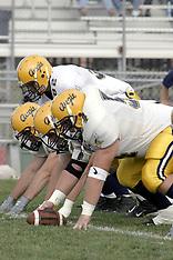2003 Illinois Wesleyan Titans Football Photos