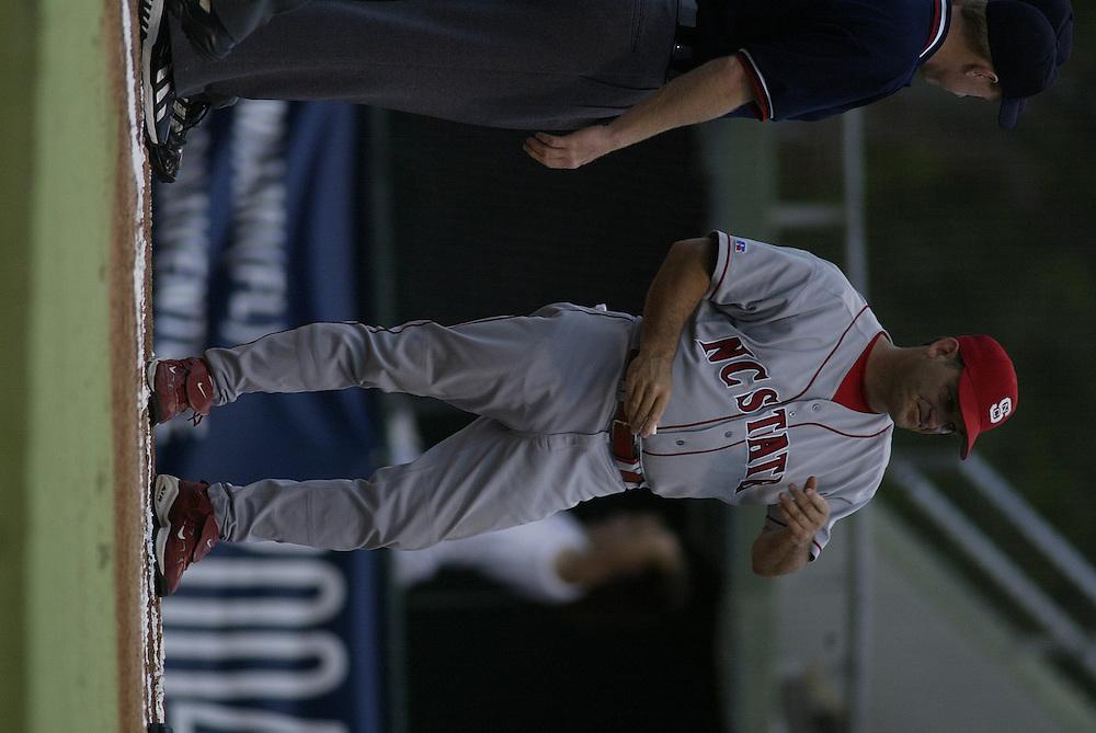 2004 North Carolina State University Baseball