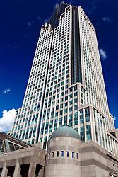 Place du Canada, 1000 de La Gauchetière skyscraper building, the tallest in Montreal, Quebec, Canada