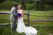 Melissa & Garrett | Estes Park Colorado Wedding