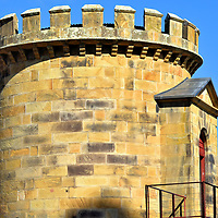 Guard Tower at Port Arthur, Australia<br />