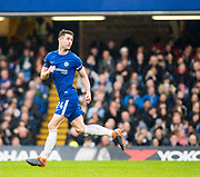 Chelsea (24) Gary Cahill during the Premier League match between Chelsea and West Ham United at Stamford Bridge, London, England on 8 April 2018. Picture by Sebastian Frej.