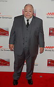 STEPHEN MCKINLEY HENDERSON arrives at the 16th Annual Movies for Grownups Awards at the Beverly Wilshire Hotel in Beverly Hills, California.