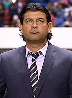 Mexico League - BBVA Bancomer MX 2016-2017 / <br /> Camoteros - Puebla Futbol Club / Mexico - <br /> Jose Saturnino Cardozo - DT Puebla Futbol Club