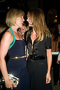 SANTA PALMER-TOMPKINSON; TRINNY WOODALL, Book launch party for  Sashenka, a romantic novel set in St Petersburg following a society girl who becomes involved with the Communist Party. By Simon Sebag-Montefiore. Asprey. New Bond St. London. 1 July 2008.  *** Local Caption *** -DO NOT ARCHIVE-© Copyright Photograph by Dafydd Jones. 248 Clapham Rd. London SW9 0PZ. Tel 0207 820 0771. www.dafjones.com.