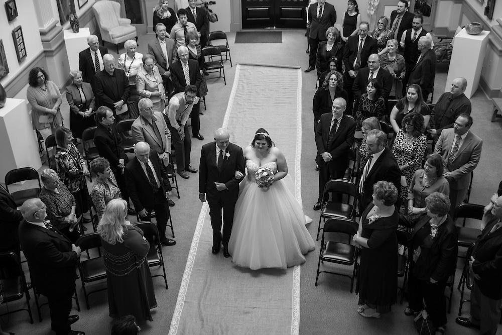Ted and Valerie Wedding | New Bern Weddings