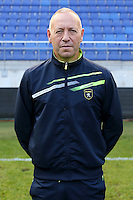 Bernard GINES - 04.10.2014 - Photo officielle Sochaux - Ligue 2 2014/2015<br /> Photo : Icon Sport