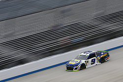 October 5, 2018 - Dover, Delaware, United States of America - Chase Elliott (9)  takes to the track to practice for the Gander Outdoors 400 at Dover International Speedway in Dover, Delaware. (Credit Image: © Justin R. Noe Asp Inc/ASP via ZUMA Wire)