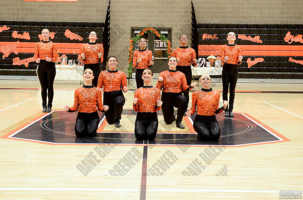 Ogden High Tigerettes Showcase