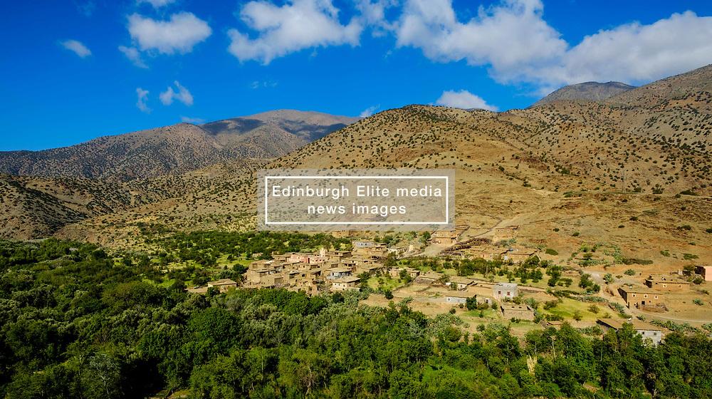 Landscape near the village of Toug el Kheïr, Morocco, North Africa<br /> <br /> (c) Andrew Wilson | Edinburgh Elite media