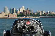 Brooklyn from South Street Seaport, downtown, Manhattan,New York,U.S.A.