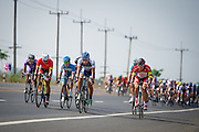 Tour of Thailand 2015/ Stage2/ Buri Ram - Roi-Et/ Giant - Champion System/ Hengxiang