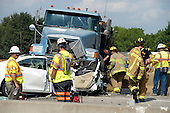 2013 09-10 LBJ Freeway Wreck