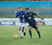 Cowdenbeath v Dundee 02-07-2018