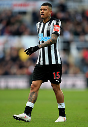 Kenedy of Newcastle United - Mandatory by-line: Matt McNulty/JMP - 11/02/2018 - FOOTBALL - St James Park - Newcastle upon Tyne, England - Newcastle United v Manchester United - Premier League
