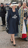 12.03.2018; London, England: CAMILLA, DUCHESS OF CORNWALL<br /> attends the Commonwealth Service at Westminster Abbey on Commonwealth Day. <br /> Mandatory Photo Credit: &copy;Francis Dias/NEWSPIX INTERNATIONAL<br /> <br /> IMMEDIATE CONFIRMATION OF USAGE REQUIRED:<br /> Newspix International, 31 Chinnery Hill, Bishop's Stortford, ENGLAND CM23 3PS<br /> Tel:+441279 324672  ; Fax: +441279656877<br /> Mobile:  07775681153<br /> e-mail: info@newspixinternational.co.uk<br /> Usage Implies Acceptance of Our Terms &amp; Conditions<br /> Please refer to usage terms. All Fees Payable To Newspix International