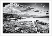 Late on a stormy autumn afternoon near Mahon Pool, Jack Vanny Memorial Park [Maroubra, NSW, Australia]<br /> <br /> To order please email orders@girtbyseaphotography.com quoting the image title or reference number, and your preferred print size. You will receive a quick reply recommending print media options to best suit your chosen image, plus an obligation-free quotation. See the pricing page for current standard size prices.