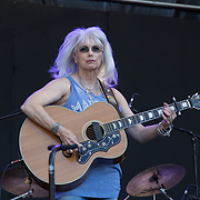 Emmylou Harris and Rodney Crowell play Woodland Park Zoo, Seattle on 7-29-2015
