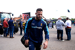 Francois Hougaard of Worcester Warriors arrives at Northampton Saints - Mandatory by-line: Robbie Stephenson/JMP - 04/05/2019 - RUGBY - Franklin's Gardens - Northampton, England - Northampton Saints v Worcester Warriors - Gallagher Premiership Rugby