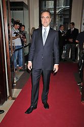 JAMES NESBITT at the annual GQ Awards held at the Royal Opera House, Covent Garden, London on 8th September 2009.