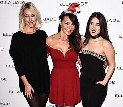 Ella Jade's Chair Your Wish Launch at Whiteleys, Queensway, Bayswater, London on Tuesday 15 December 2015
