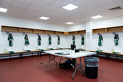 General views of the Benetton Rugby changing room prior to kick off - Ryan Hiscott/JMP - 08/11/19 - SPORT - Parc Y Scarlets - Swansea, Wales -