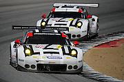 April 29-May 1, 2016: IMSA Monterey Sportscar Grand Prix. #912 Earl Bamber, Frederic Makowiecki, Porsche North America, Porsche 911 RSR GTLM, #911 Patrick Pilet, Nick Tandy, Porsche North America, Porsche 911 RSR GTLM