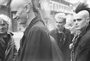Bovver Boots Crew, UK, 1980s.