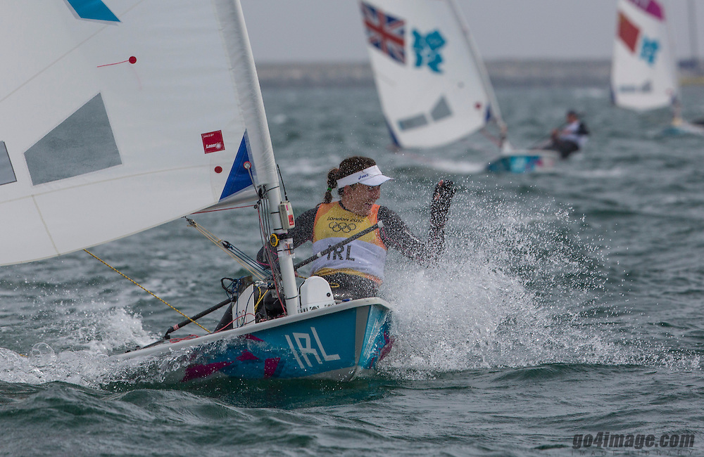 Laser Radial	IRL	Murphy Annalise<br /> <br /> 2012 Olympic Games <br /> London / Weymouth