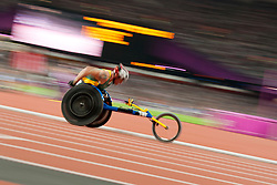Athletics (Wheelchair Racing) at the 2012 London Summer Paralympic Games