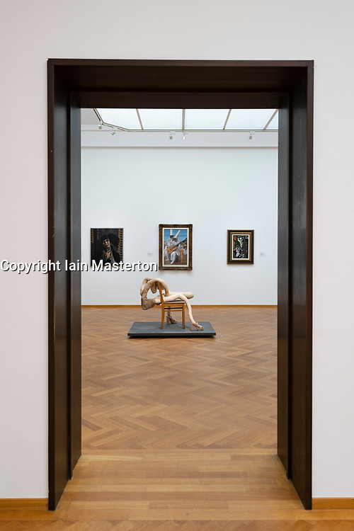 at the Gemeentemuseum in The Hague, Den Haag, The Netherlands