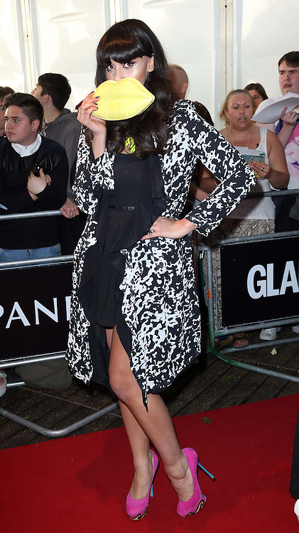 Jameela Jamil arriving at the Glamour Woman of the Year Awards in London, Tuesday, 4th June 2013<br /> Picture by Stephen Lock / i-Images