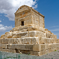 Pasargadae, Tomb of Cyrus