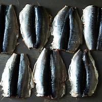 grill fresh sardines