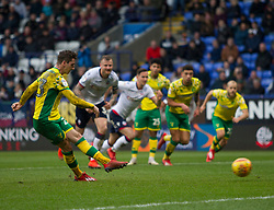 Kenny McLean of Norwich City misses a penalty - Mandatory by-line: Jack Phillips/JMP - 16/02/2019 - FOOTBALL - University of Bolton Stadium - Bolton, England - Bolton Wanderers v Norwich City - English Football League Championship
