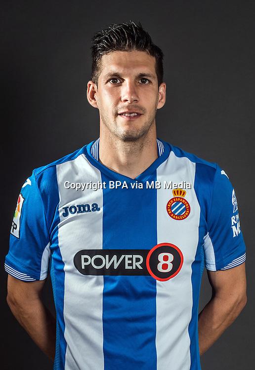 Spain - Liga BBVA 2015-2016 / <br /> ( R.C.D. Espanyol ) - <br /> Javier Lopez Rodr&iacute;guez