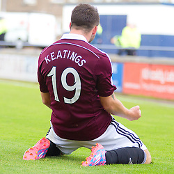 Raith Rovers v Hearts | Scottish Championship | 23 August 2014