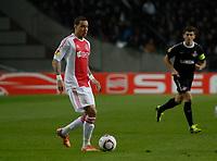 Football - Europa League Round of 16 - Ajax v Spartak Moscow <br />Gregory van der Wiel - Ajax.