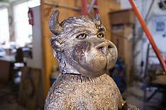 Gorlok Statue 2016