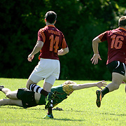 Rugby teams from across the country competed in the Cape Fear Sevens Rugby Tournament Sunday July 6, 2014 at Ogden Park in Wilmington, N.C. (Jason A. Frizzelle)