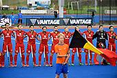 20180118 Hockey Men's Four Nations India v Belgium